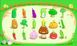 Bébé apprend des Légumes fr screenshot 4/6