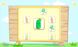 Bébé apprend des Légumes fr screenshot 6/6
