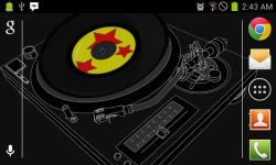 DJ Decks Live Wallpaper Free screenshot 1/3