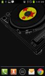 DJ Decks Live Wallpaper Free screenshot 2/3