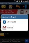 Email2PDF screenshot 6/6