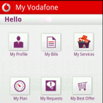 My Vodafone India screenshot 1/2