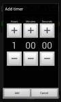 Countdown Timer Pro screenshot 2/5