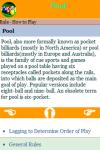 Rules to Play Pool screenshot 4/4