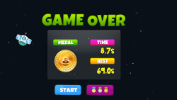 Flappy Alien screenshot 6/6