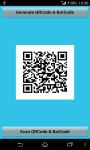 Barcode Scanner and Generator screenshot 2/4