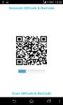 Barcode Scanner and Generator screenshot 3/4