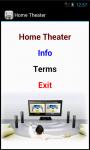Home Theater Uses screenshot 2/4