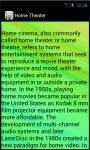 Home Theater Uses screenshot 4/4