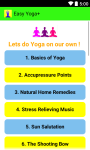 Yoga Exercises Free screenshot 1/5