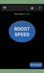Speed Booster - faster phone screenshot 1/3