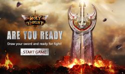 Holy Knight screenshot 1/2