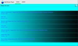 All Mp3 Music Player screenshot 1/4