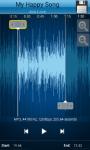 mp3-ringtone cutter screenshot 1/6