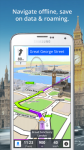 GPS Navigation and Traffic Sygic transparent screenshot 2/6