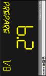 Tabata interval timer screenshot 2/4