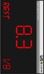 Tabata interval timer screenshot 3/4