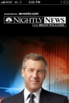 NBC Nightly News screenshot 1/1