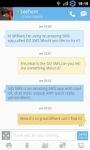 Go SMS Pro screenshot 1/6
