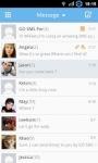 Go SMS Pro screenshot 2/6