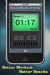 Round Workout Timer Free screenshot 1/1