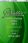 Platter's Wines of South Africa 2011 screenshot 1/1