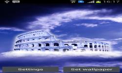 Floating Colosseum Live Wallpaper screenshot 1/3