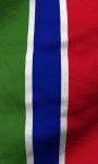 Gambia flag live wallpaper Free screenshot 4/5
