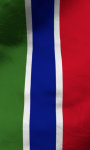 Gambia flag live wallpaper Free screenshot 5/5