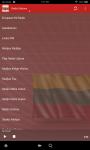 Lithuania Radio Stations screenshot 1/3