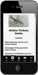 Low Price Airline Tickets screenshot 4/4