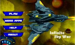 Infinite Sky War screenshot 1/6