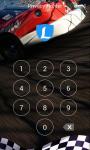 AppLock Theme Race Car screenshot 1/3