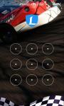 AppLock Theme Race Car screenshot 2/3