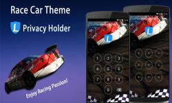 AppLock Theme Race Car screenshot 3/3