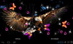 3D Eagle Live Wallpaper screenshot 5/5
