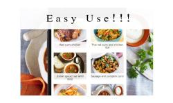 curry recipes screenshot 2/3