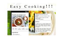 curry recipes screenshot 3/3