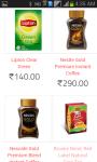 Food India Online screenshot 2/4