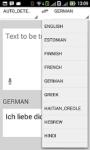 Language Translator App screenshot 2/6