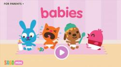 Sago Mini Babies real screenshot 6/6