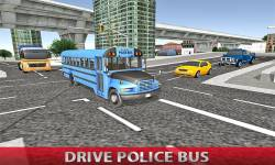 Police Bus Chase: Crime City screenshot 1/4