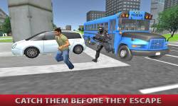 Police Bus Chase: Crime City screenshot 3/4