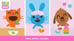 Sago Mini Babies plus screenshot 3/6