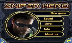 Sniper hero 3D screenshot 2/6