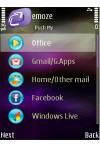 emoze - Push email and messages - Beta screenshot 1/1