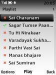 Sai Charanamo screenshot 3/4