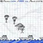 Parachute Panic Lite screenshot 2/2