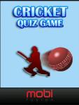 Cricket Quiz Game screenshot 1/5