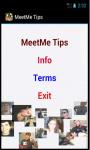 Meetme Tips screenshot 2/4
